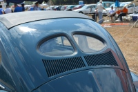 The early Beetles with the split rear window