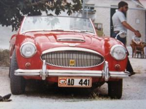Byron's A-H Mk II ca. 1986