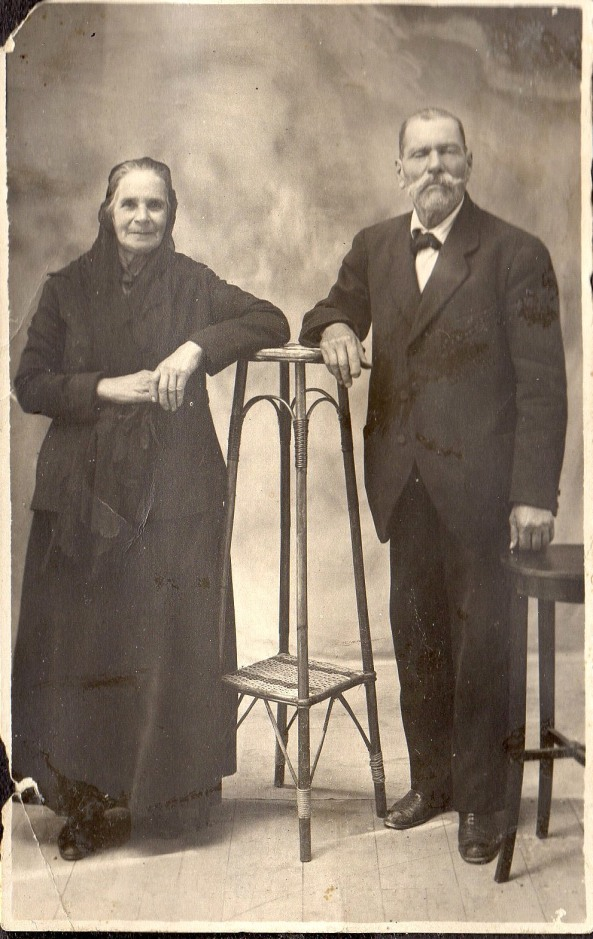 Grandparents_from my father side Stavritsa & Vasilios_Riginos