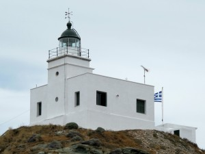 One of the oldest lighthouse of the Greek lighthouse system, guides seamen and greets visitors upon entry to the Port of Saint Nicolo.
