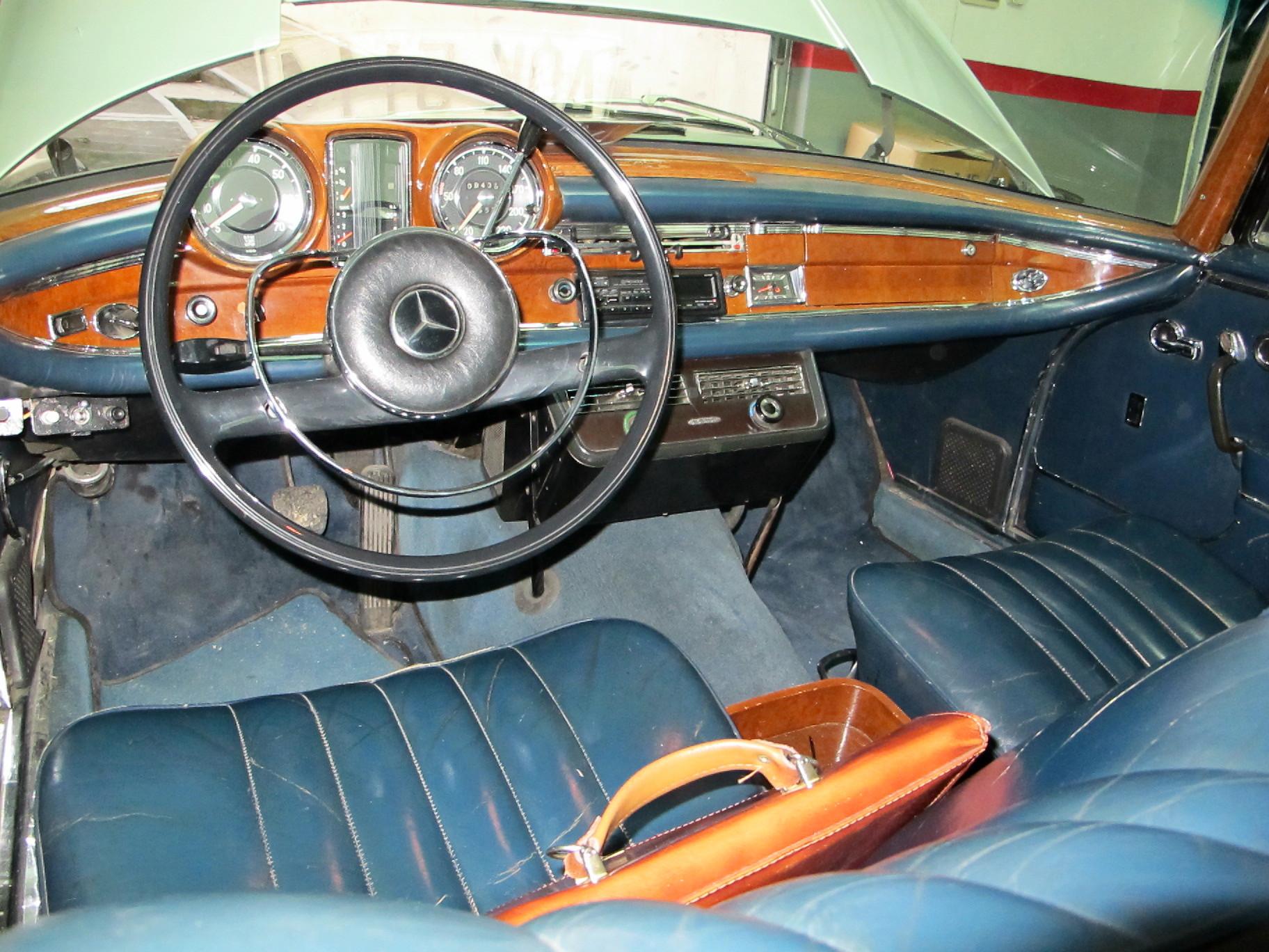 The Day I Met Princess Michaela A K A 1967 Mercedes