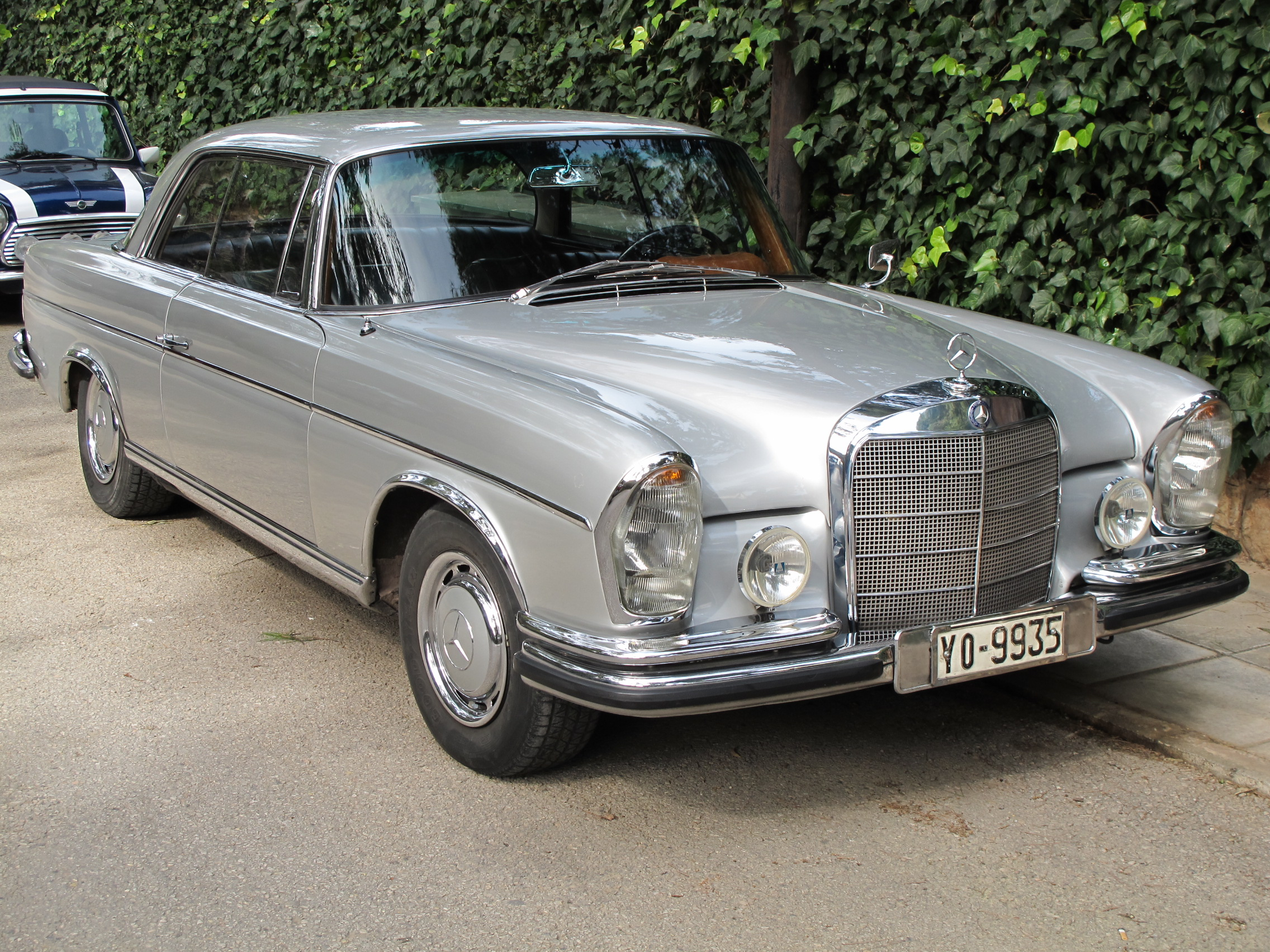 Mercedes benz 250 se coup w111 iii a 1967 chassis w111 for Mercedes benz 250 se