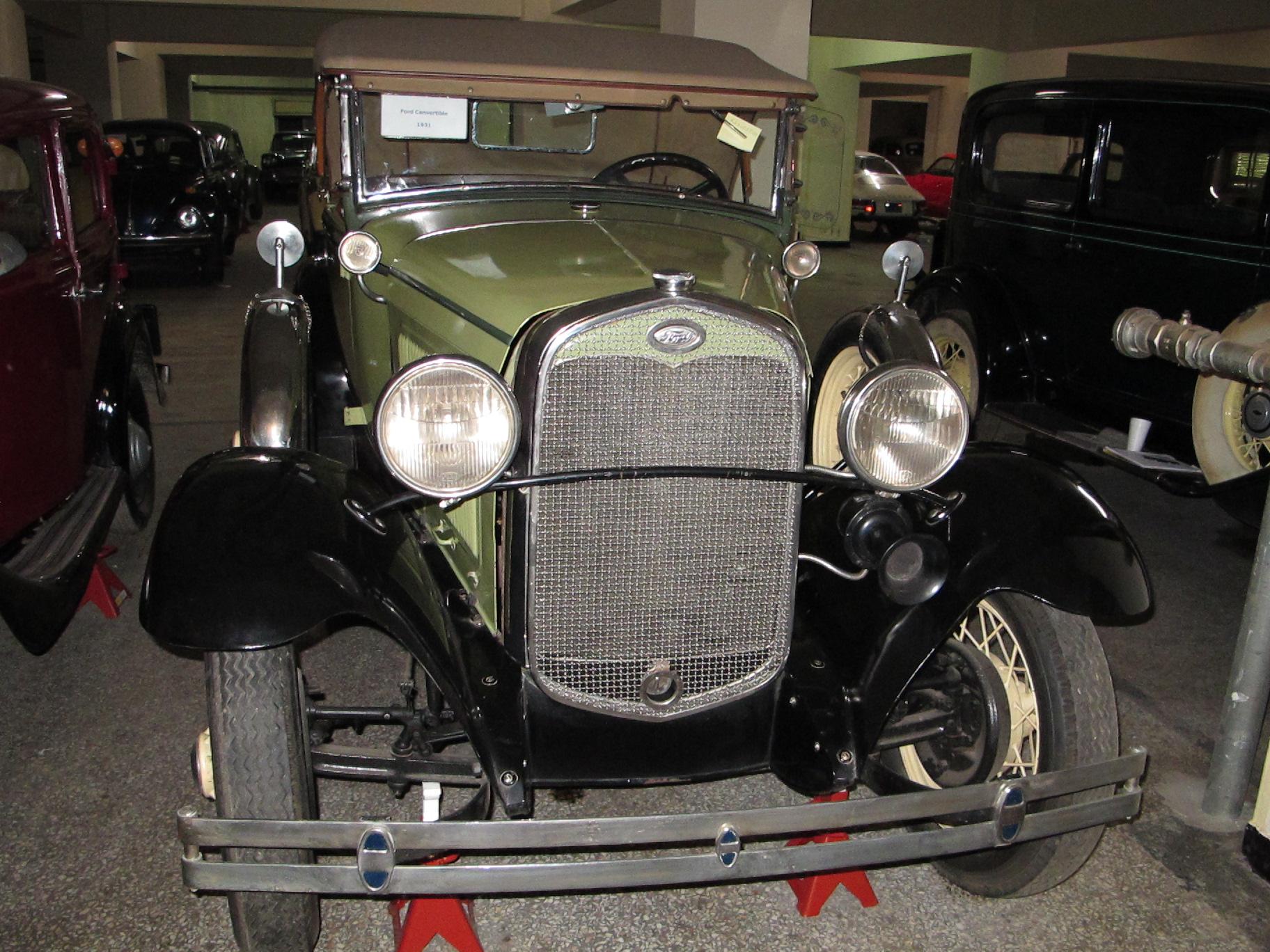 My next classic/veteran car