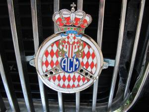 Automobile Club de Monaco emblem