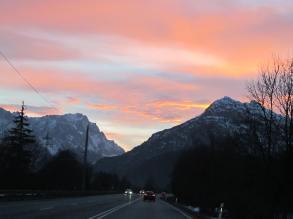 Sunset scene (y)