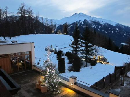 Room with a view! @Inntalerhof Mosern