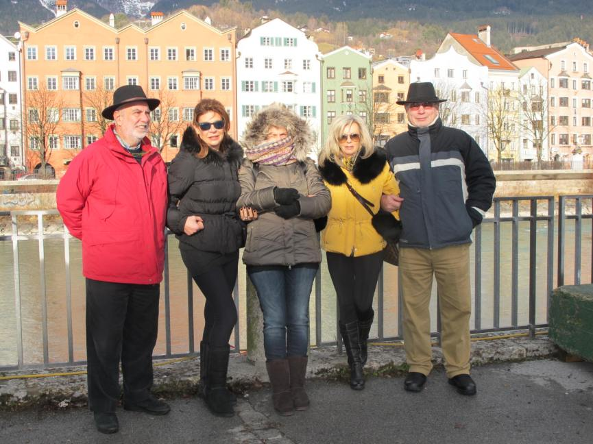 By the rivers of Innsbruck