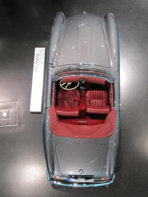 Scene from the BMW Museum