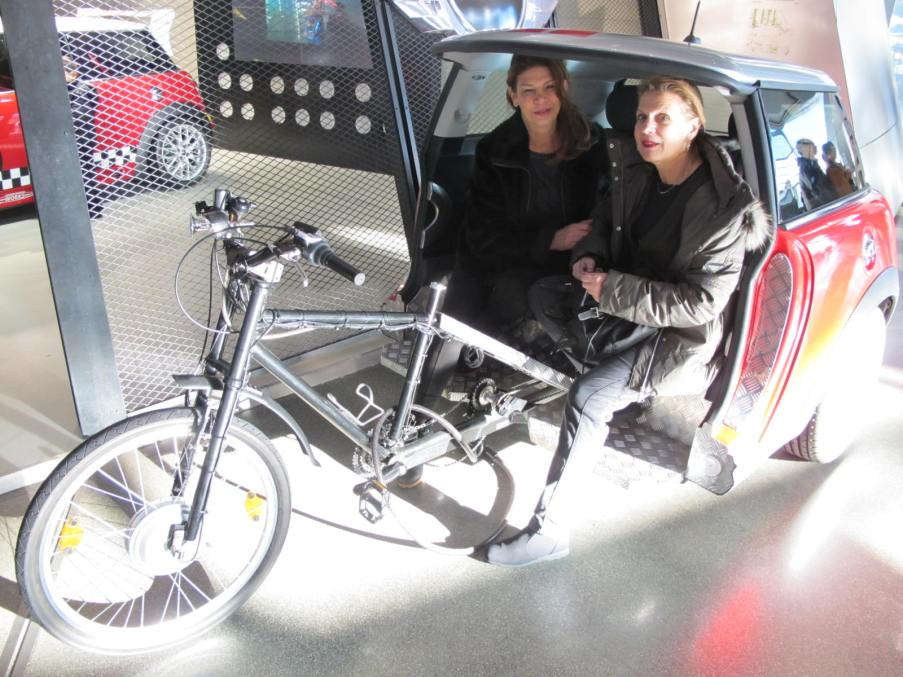 BMW's new Mini: antidote for the economic crisis!