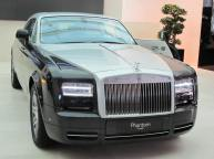 BMW's offer for the affluent: the new Rolls Royce Phantom