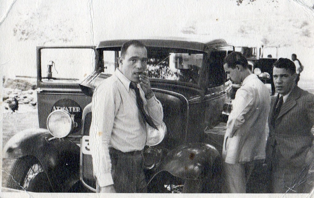 Riginos Bros&Atwater car breakdown-ca.1939