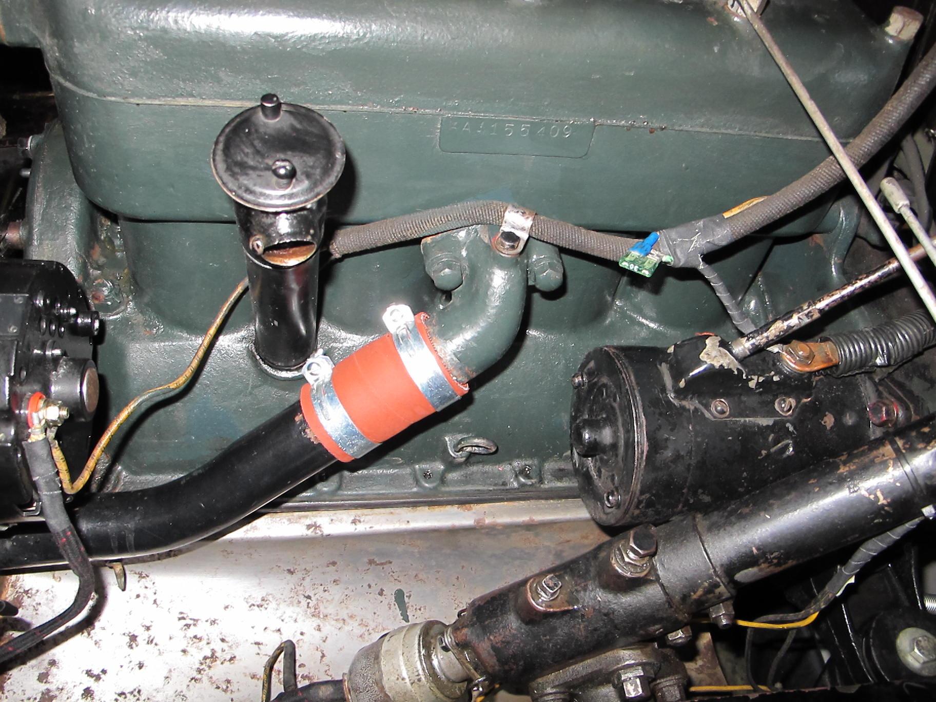 Ford Byron Riginos Weblog 1930 Model Electrical Wiring Img 8191