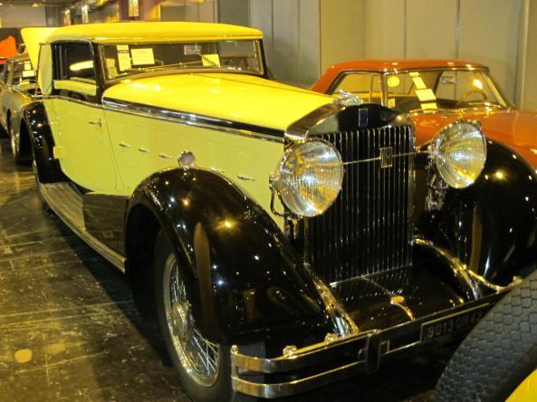 1924 Isotta-Fraschini Tipo 8A Cabriolet Ramseier, πουλήθηκε στα 1,287,200 €
