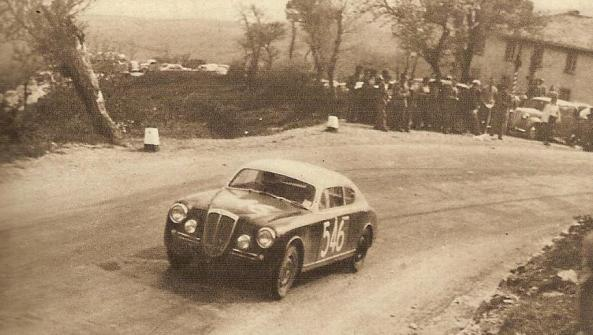 The B20GT Series III in the 1953 Mille Miglia of Luigi Anselmi & Luigi Maggio