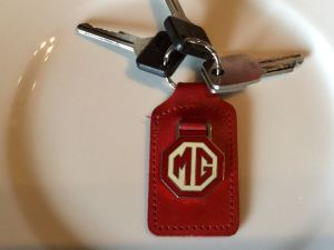 The MG Keys of pleasure