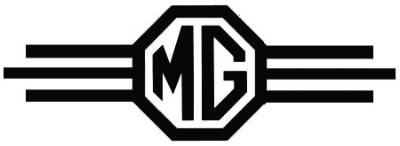 "The MG initials stand for 'Morris Garage'. I interpret the initials as ""Many Goodtimes"". :)"