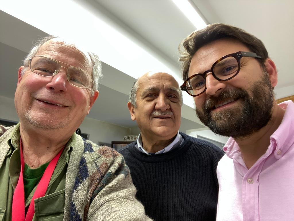 Τριπλό Selfie με τον Γιατρό των Jaguars & τον Earth-Angel Ηλία 😇
